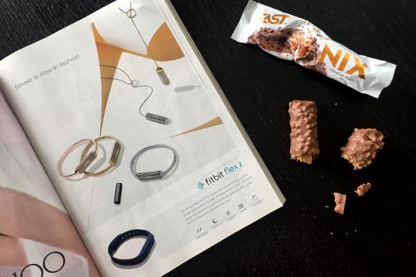 nix protein bar