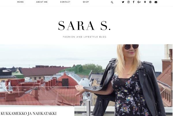 sara-s-blogi