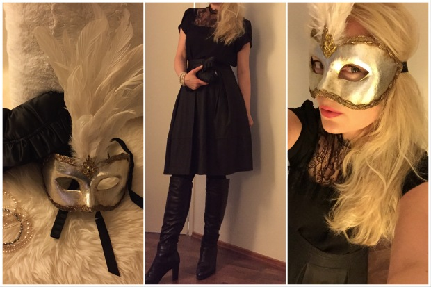 Carnevale outfit