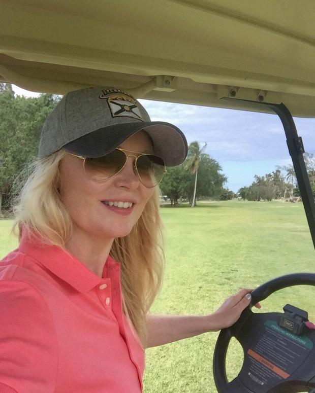 Golfkärry