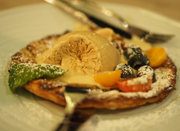 ranskalainen omenakakku