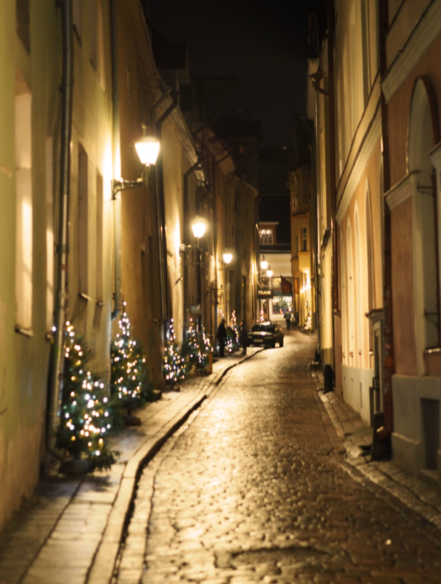Tallinn Narrow Streets